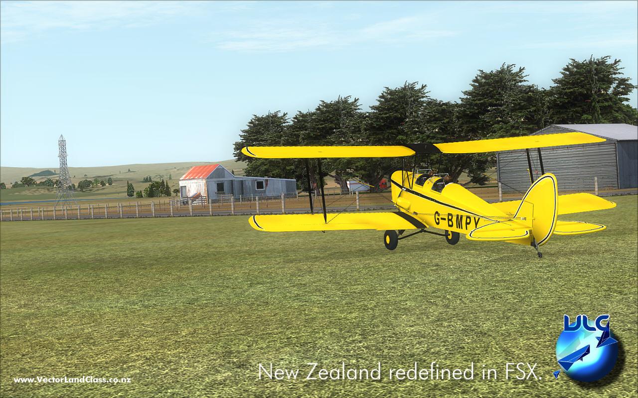 Vector Landclass now freeware – Godzone Virtual Flight